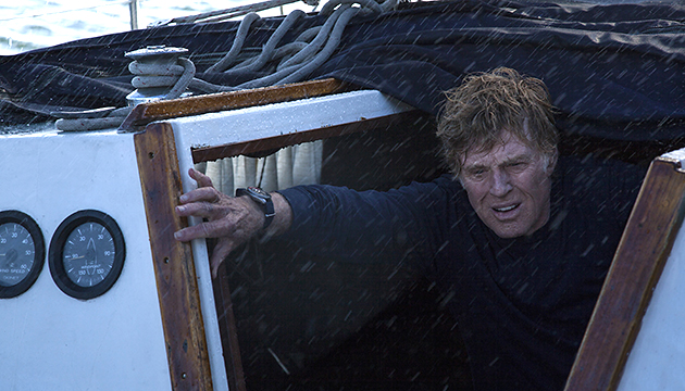 Robert Redford in 'All Is Lost' (Photo: Roadside Attractions)