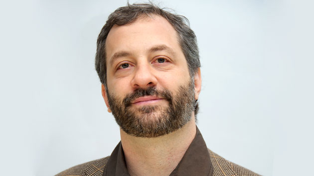 Judd Apatow isn't threatend in the least by his wife's onscreen hubby (Photo: Vera Anderson/WireImage)
