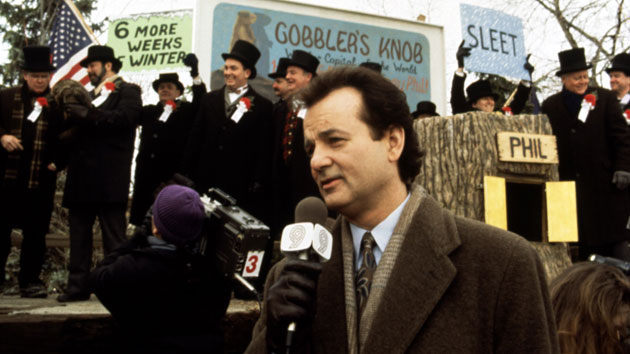 Bill Murray as Phil Connors in 'Groundhog Day' (Photo: Columbia Pictures/Everett Collection)