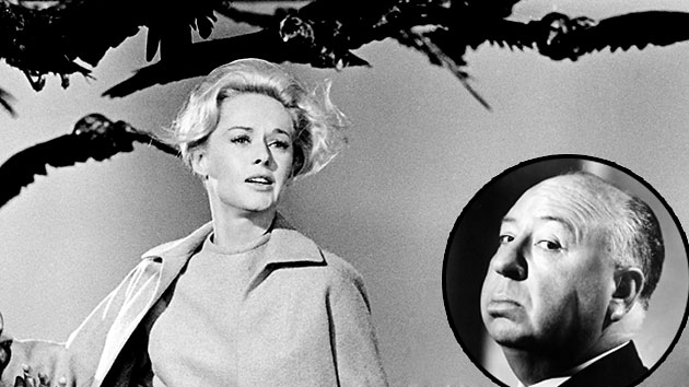 Alfred Hitchcock's 'The Birds,' starring Tippi Hedren, is based on a real event (Photo: Everett Collection)