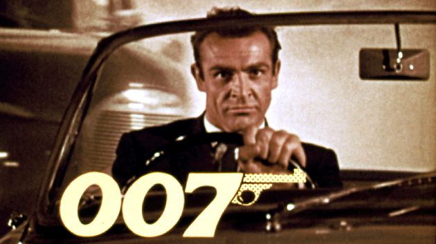 Bond, James Bond (Everett Collection)