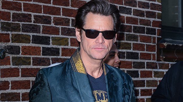 Jim Carrey's career could use a boost (Photo: Ray Tamarra/FilmMagic)