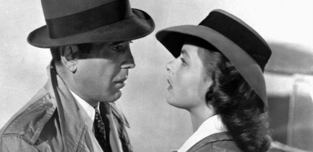 Humphrey Bogart and Ingrid Bergman in 'Casablanca' (Photo: Warner Bros. Pictures)