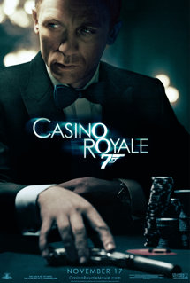 Daniel Craig in Sony Pictures' 'Casino Royale'