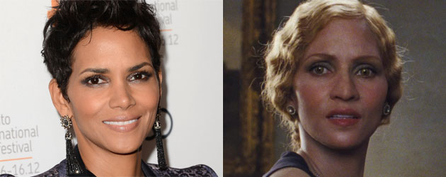 Halle Berry transforms into a white woman in 'Cloud Atlas.' (Photo: Jason Merritt, Getty Images/Warner Bros. Pictures)