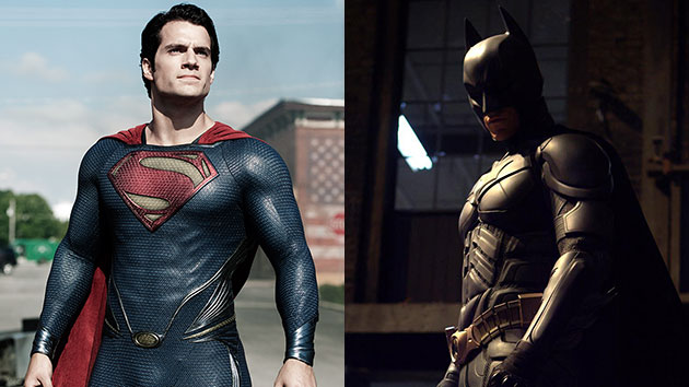 Henry Cavill's Superman will team up with Batman in 2015 (Photo: Warner Bros. Pictures)