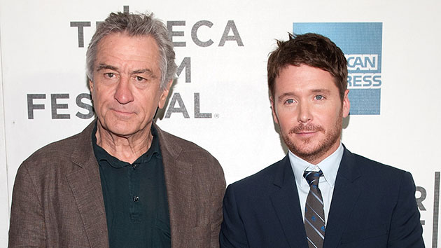Tribeca Film Festival founder Robert De Niro and Kevin Connolly (Photo: D Dipasupil/FilmMagic)