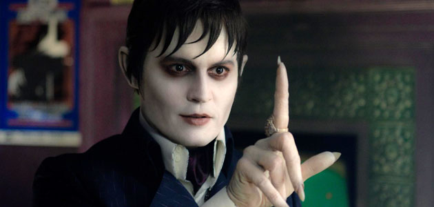 "Johnny Depp in ""Dark Shadows"" (Photo: Warner Bros. Pictures)"