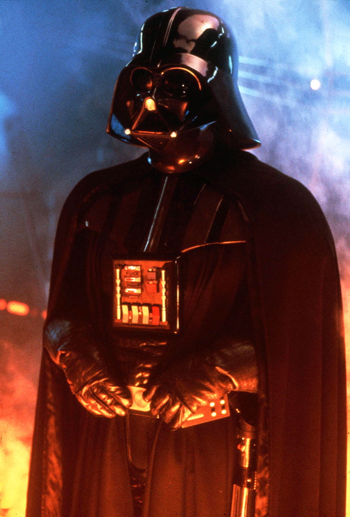 Darth Vader in 'The Empire Strikes Back' (Photo: Lucasfilm/20th Century Fox)