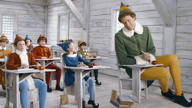 Will Ferrell in New Line Cinema's Elf – 2003