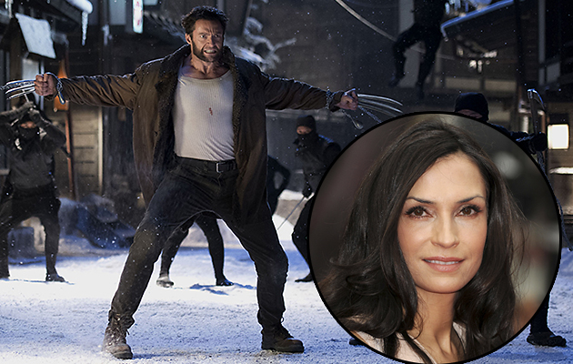 Hugh Jackman gets a thumbs up and Famke Janssen's lingerie scene gets a thumbs down (20th Centry Fox/Getty)
