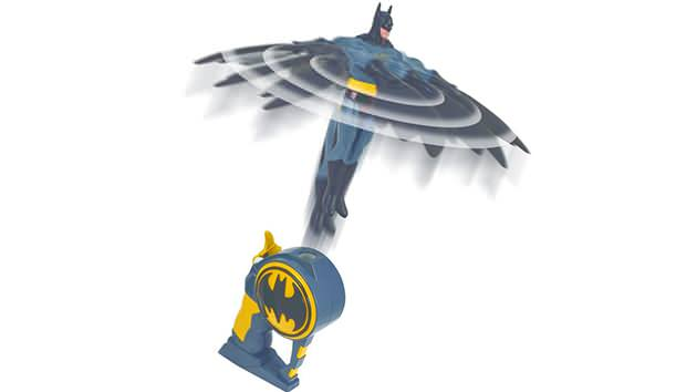 Batman Flying Superheroes from The Bridge Direct.
