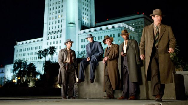 "The ""Gangster Squad"". Photo by Warner Bros."