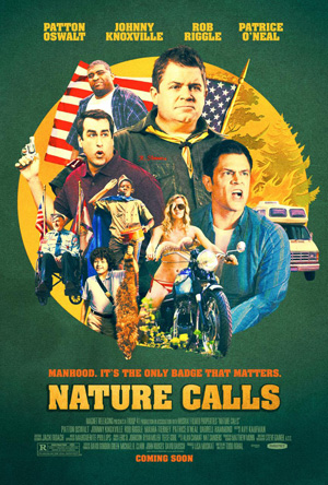 Yahoo! Movies Giveaway: Win an iPad from 'Nature Calls,' Available On Demand