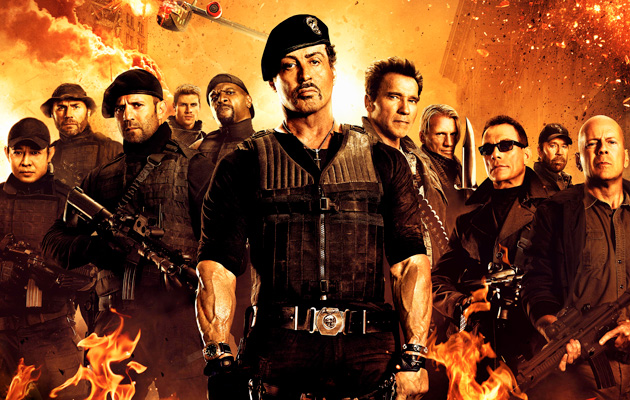 Yahoo! Movies Giveaway: 'The Expendables 2′ Action-Packed Action Pack