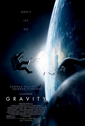 'Gravity' (Photo: Warner Bros. Pictures)