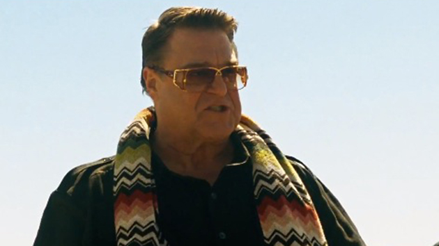 John Goodman in a scarf (Warner Bros)