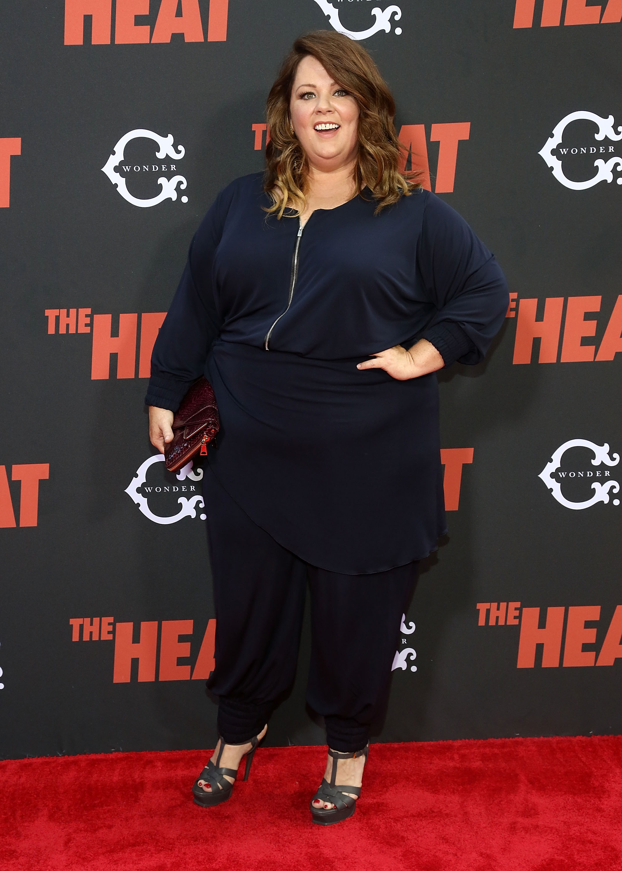 Melissa McCarthy at 'The Heat' New York Premiere (Photo: Astrid Stawiarz/Getty Images)