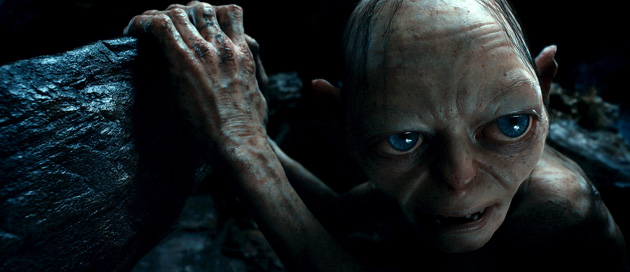 Gollum in 'The Hobbit: An Unexpected Journey' (Photo: Warner Bros. Pictures)