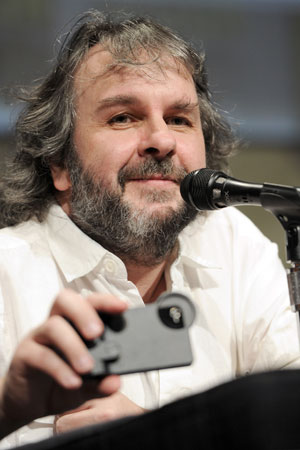 Director Peter Jackson (Photo: Albert L. Ortega/Getty Images)