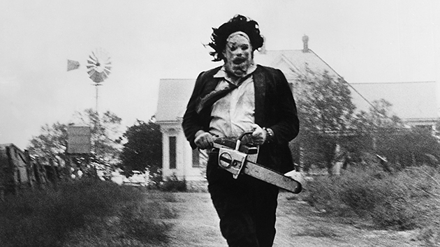 'Texas Chainsaw Massacre,' 1974 (Photo: Everett)