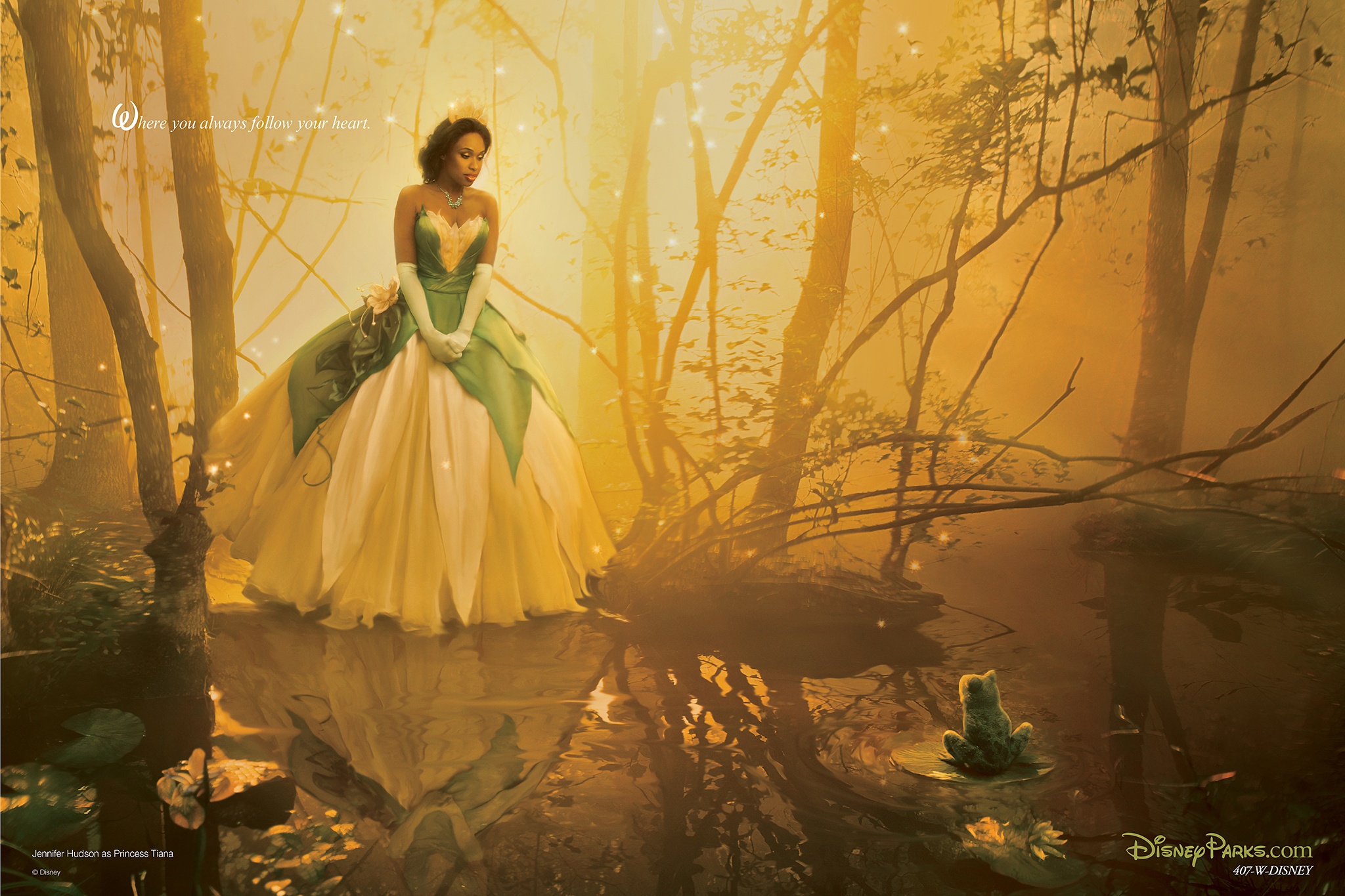 Click image for large version (Photo: Annie Leibovitz for Disney Parks)