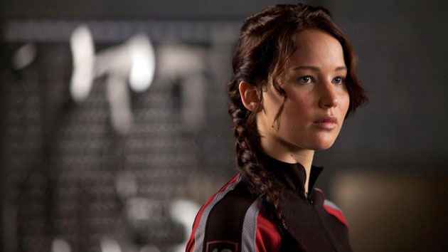 Jennifer Lawrence in 'The Hunger Games' (Photo: Lionsgate Films)