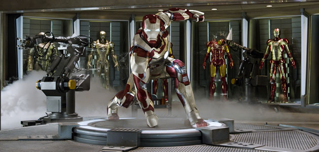 'Iron Man 3' (Photo: Marvel Studios/Walt Disney Pictures)