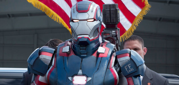 The Iron Patriot (Photo: Marvel Studios/Walt Disney Pictures)