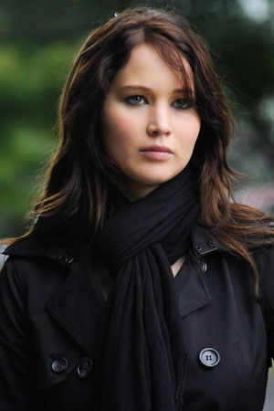 Jennifer Lawrence in 'Silver Linings Playbook' (Photo: The Weinstein Company)