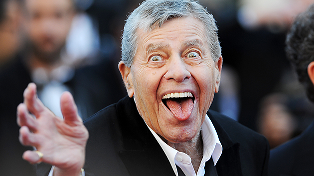 Jerry Lewis at this year's Cannes Film Festival (Photo: Stuart C. Wilson/Getty Images)