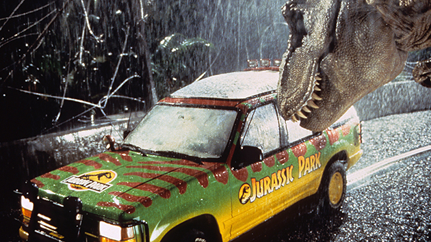 'Jurassic Park' (Photo: Everett Collection)
