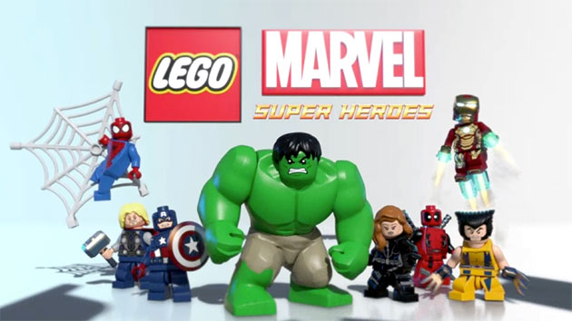 The team assembles for LEGO Marvel Super Heroes (Photo: WB Games)