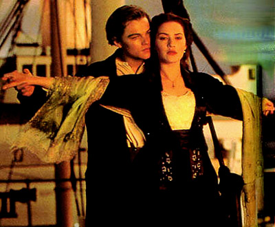 Titanic with Kate Winslet and Leonardo DiCaprio (Photo: Paramount)