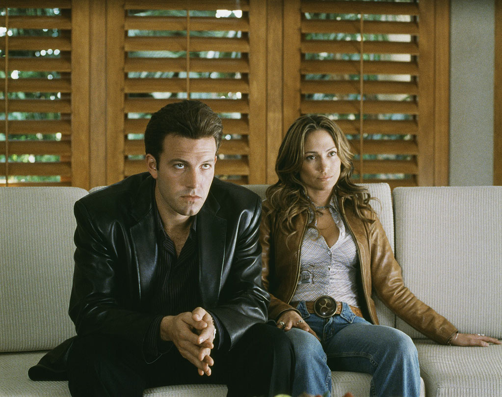 'Gigli' with Jennifer Lopez and Ben Affleck (Photo: Columbia Pictures)