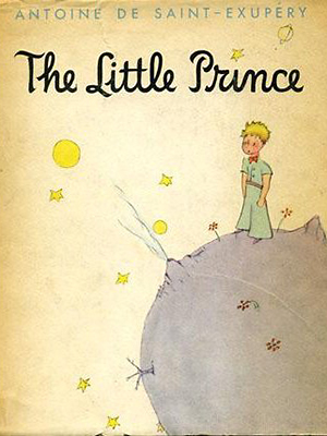 'The Little Prince' book cover