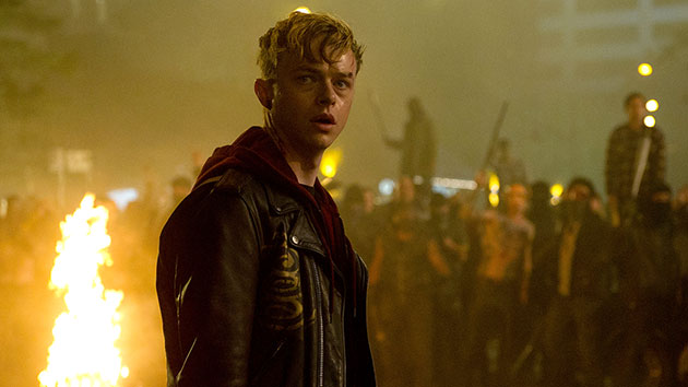 Dane DeHaan in 'Metallica Through the Never' (Photo: Picturehouse)