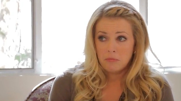 Taken from Melissa Joan Hart's Kickstarter campaign video (Photo from Melissa Joan Hart)