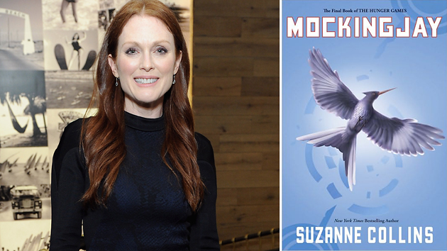 Julianne Moore (Photo by Craig Barritt/Getty Images/Scholastic)