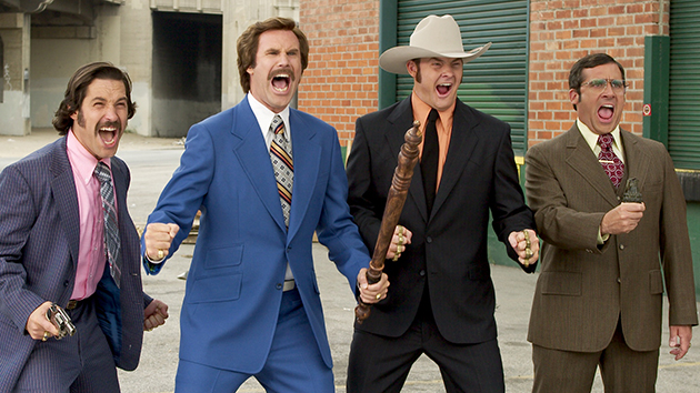 'Anchorman: The Legend of Ron Burgundy' (Photo: Paramount Pictures)