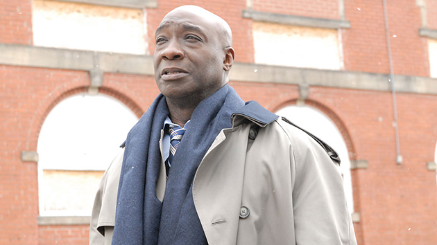 Michael Clarke Duncan in 'A Resurrection' (Photo: Archstone Distribution)