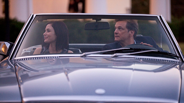 Emily Blunt and Colin Firth in 'Arthur Newman' (Photo: Cinedigm)