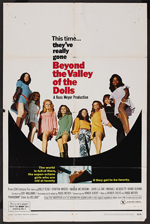'Beyond the Valley of the Dolls'