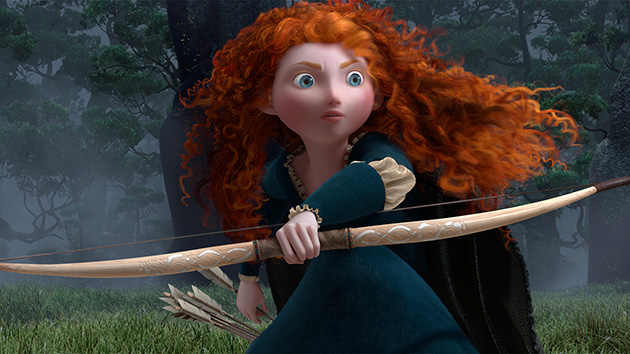 'Brave' (Photo: Walt Disney Pictures)