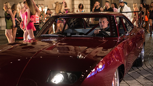 Vin Diesel in 'Fast & Furious 6' (Photo: Universal Pictures)