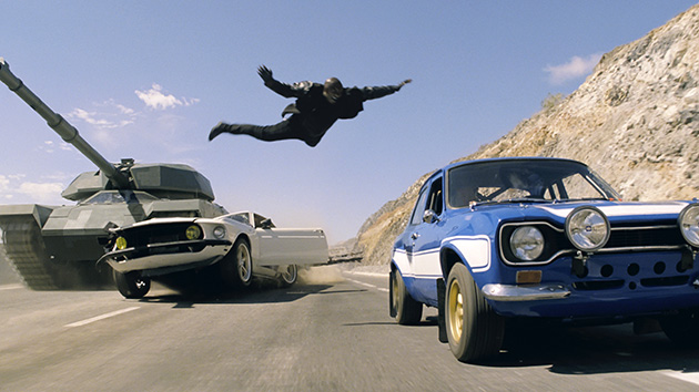 'Fast & Furious 6' (Photo: Universal Pictures)