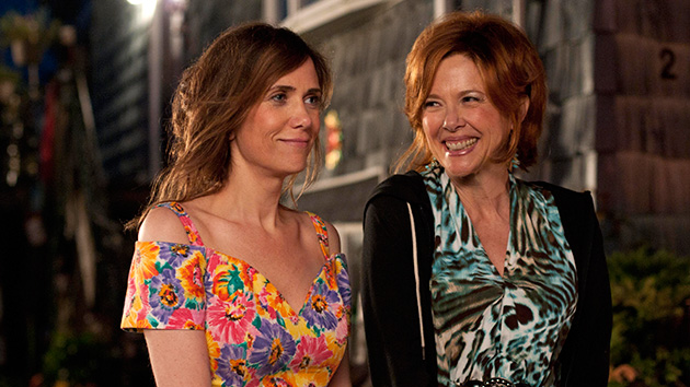 Kristen Wiig and Annette Bening in 'Girl Most Likely' (Photo: Roadside Attractions)