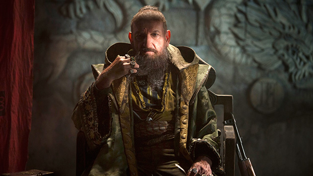 Ben Kingsley as the Mandarin in 'Iron Man 3' (Photo: Marvel/Walt Disney)