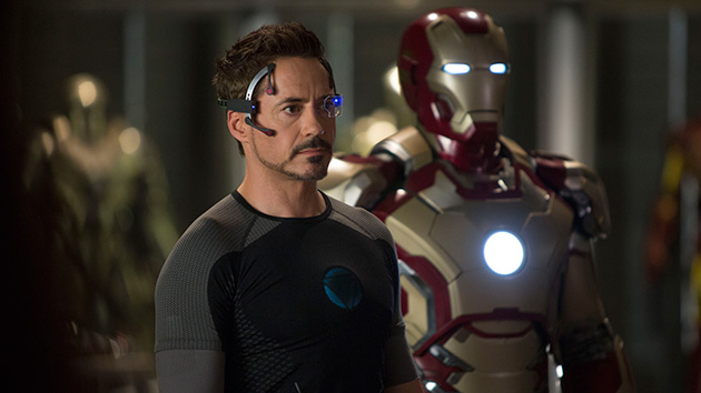 Robert Downey Jr. in 'Iron Man 3' (Photo: Zade Rosenthal/Marvel)