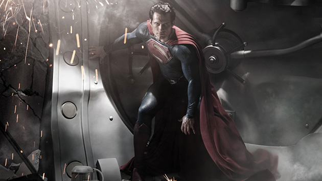 Henry Cavill in 'Man of Steel' (Photo: Warner Brothers)